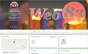Création de Site Internet PACA Agence Web 83