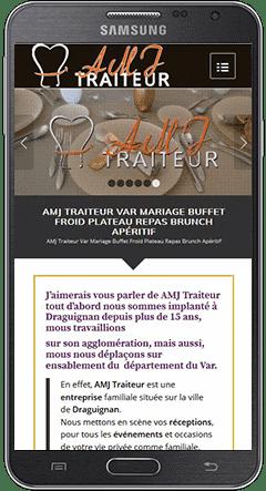 Agence Web Toulon Var Webmaster Webdesigner Création graphique