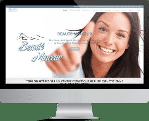 Création de Site Internet Vitrine Toulon Var et PACA