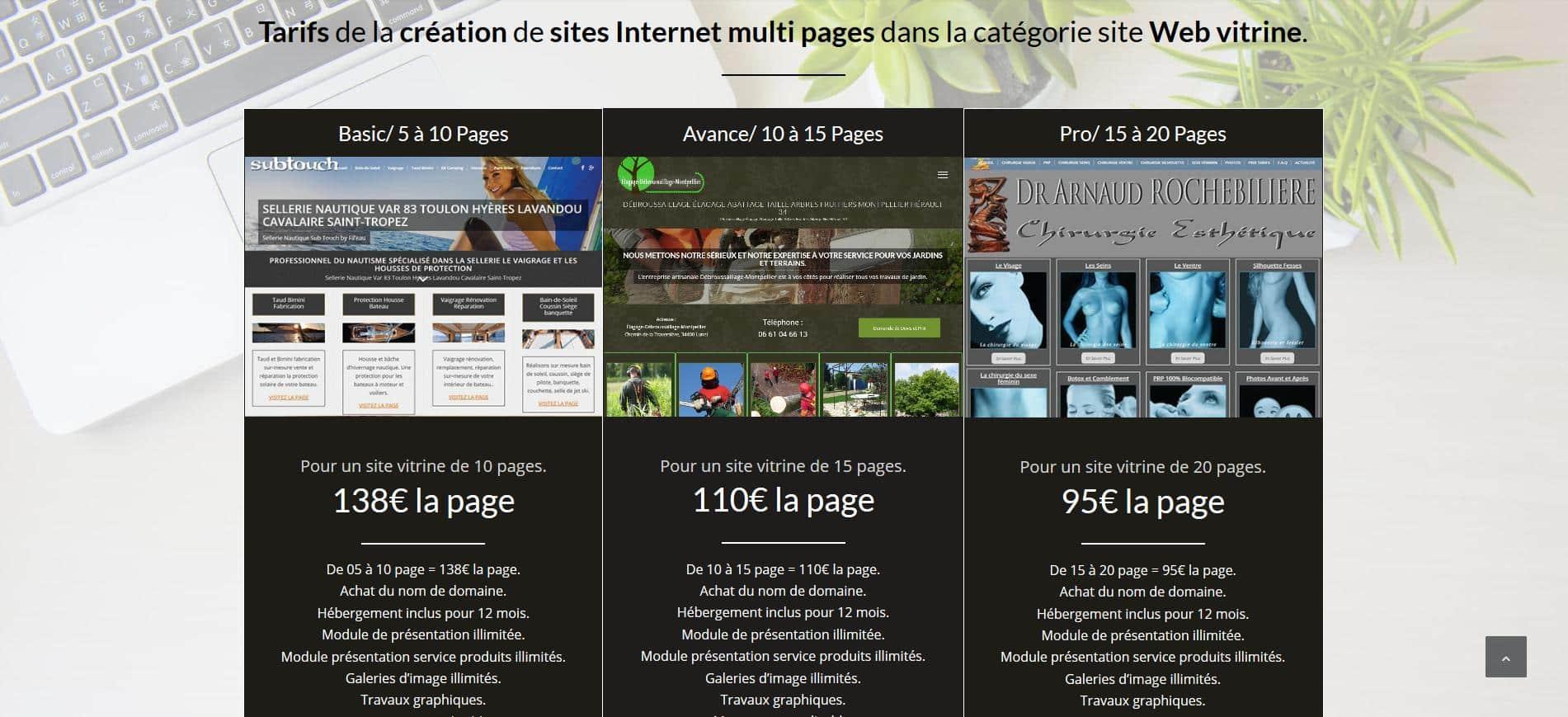 4f97e143b25 Agence Web Toulon Var Prix Tarifs Devis Création Sites Internet